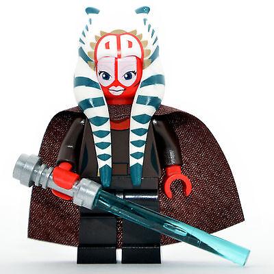 LEGO® Star Wars - Jedi Meister Shaak Ti Figur aus 7931  **NEU** ()