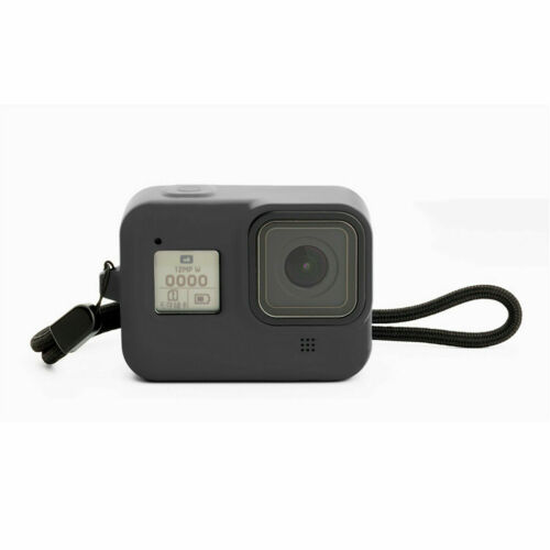 For Gopro Hero 8 Silicone Cover Housing Protective Case