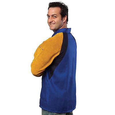 Tillman 9360 Freedom Flex Fr Cottonleather Welding Jacket - Xl