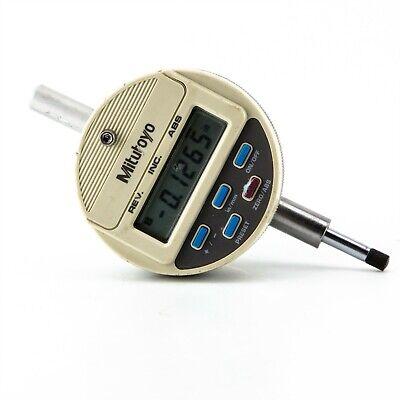 Mitutoyo Digital Dial Indicator .0005 Idc-1012eb Code No. 543-110b 12 Travel