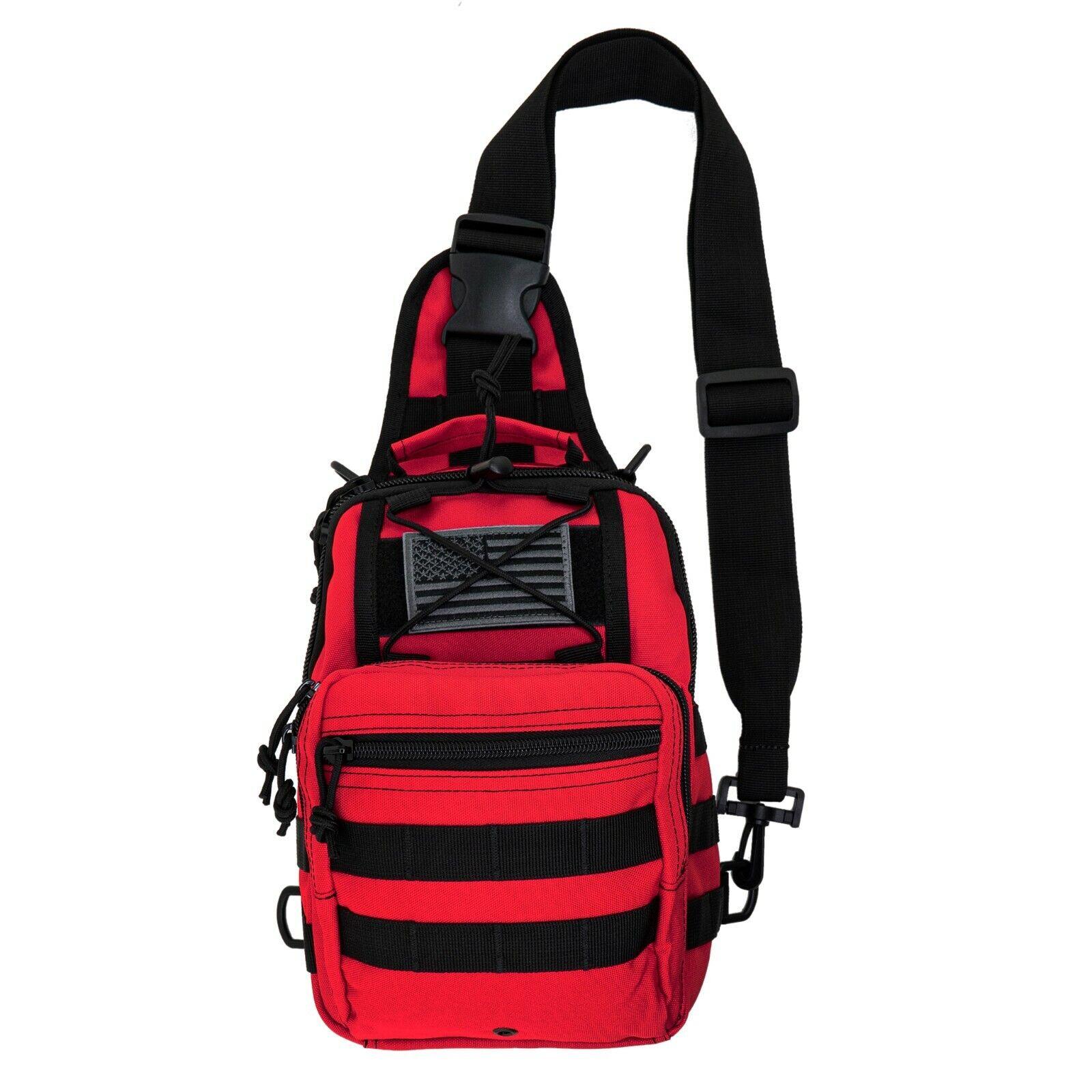 LINE2design First Aid Sling Backpack - EMS Emergency Medical