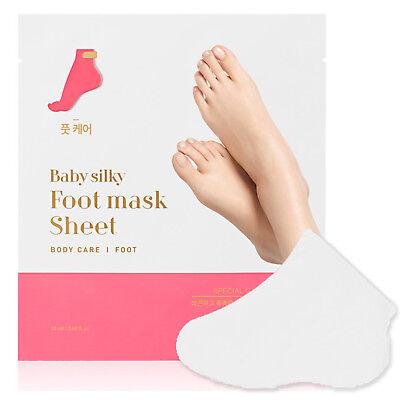 Holika Holika Baby Silky Foot Mask Sheet 1pair