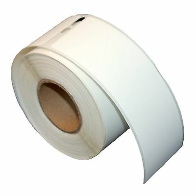 6 Rolls Of Dymo Labelwriter Compatible 30327 File Folder Labels 130 Per Roll