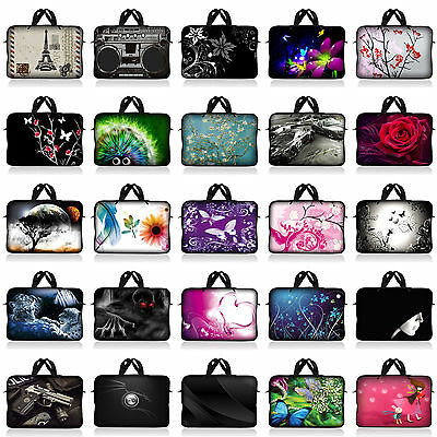 Laptop Sleeve 15.6 Neoprene Bag Case Fits 15 15.4 15.6 Acer DELL HP Macbook