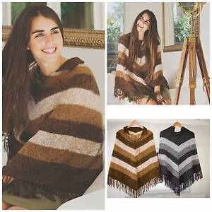 Alpaca ponchos - $35. Gloves, hats, in bulk - $10 Caversham Swan Area Preview