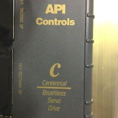 Api Controls Centennial Brushless Servo Drive Model Ps-3306c-e