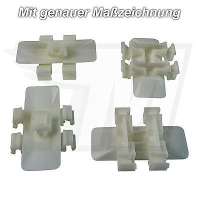 10x Zierleistenklammern Verkleidung Halterung für Mercedes Benz   0079887178 gebraucht kaufen  Regensburg