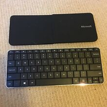 Microsoft wedge Bluetooth tablet keyboard Queenscliff Manly Area Preview
