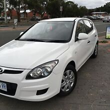 2010 Hyundai i30 automatic Oakdowns Clarence Area Preview