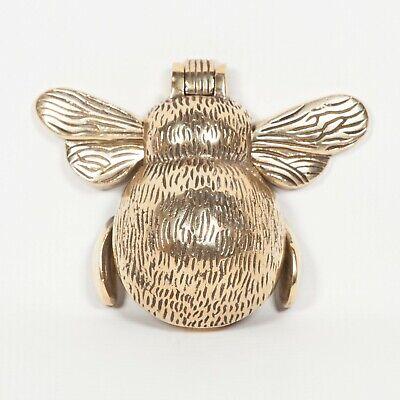 Classical Solid Brass Queen Bumble Bee Door Knocker Country Style