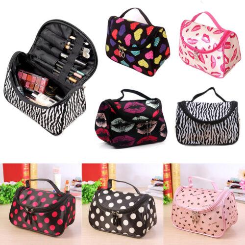 Organizer Kosmetiktasche Kulturbeutel Make Up Handtasche Reisebeutel Toiletbag