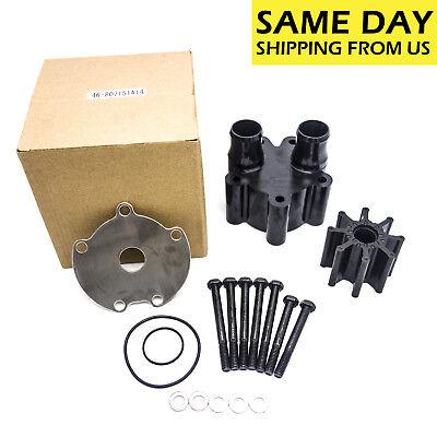 Mercruiser Raw Water Pump - 46-807151A14 18-3150 For Mercruiser Bravo Raw Water Pump Impeller Repair Kit US