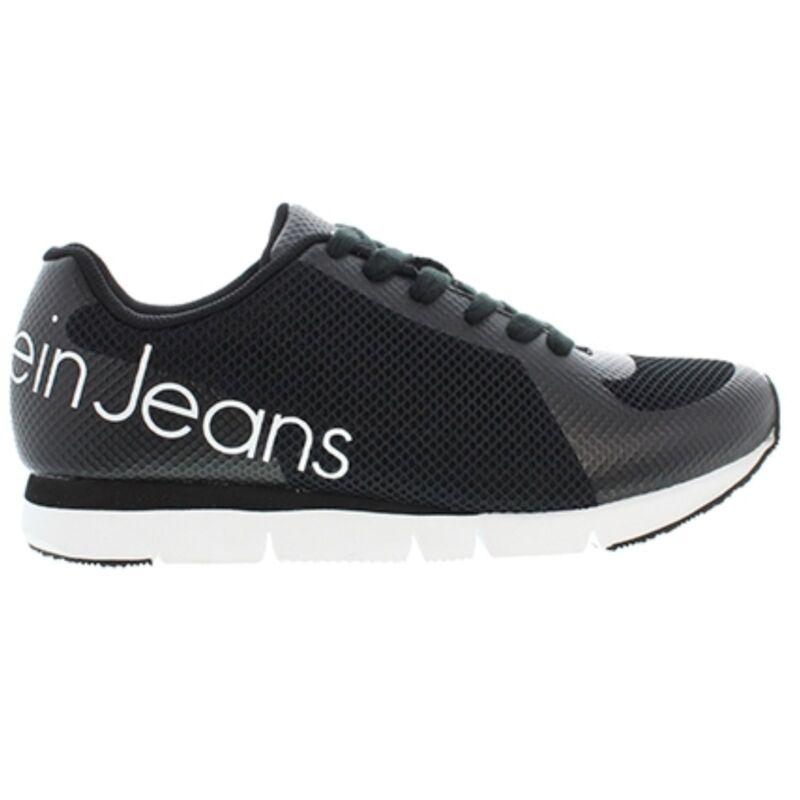 scarpe calvin klein uomo nere