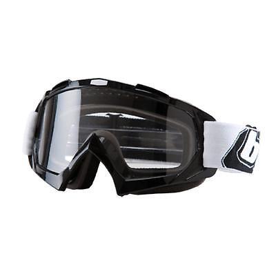 O'Neal B-Flex Goggle Brille schwarz Moto Cross Mountain Bike Downhill MTB MX