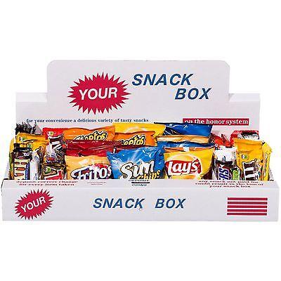 Vending Snack Box