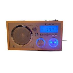 iCraig Retro style Alarm Clock Radio with iPod Dock CMA3036