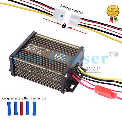 Dc Golf Cart Rv Voltage Reducer 36v 48v Step Down Reduce To 12v 240 Watt 20 Amp