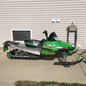 2007 Arctic Cat M8 153""