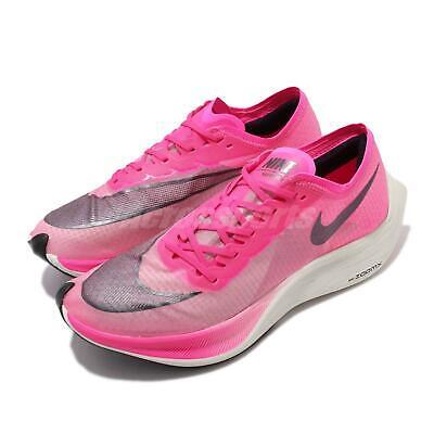 Nike ZoomX Vaporfly NEXT% Pink Blast Black Mens Womens ...