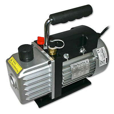 Unterdruckpumpe 84 L 3 cfm 10 Pa Vakuumpumpe Vakuum Unterdruck Pumpe