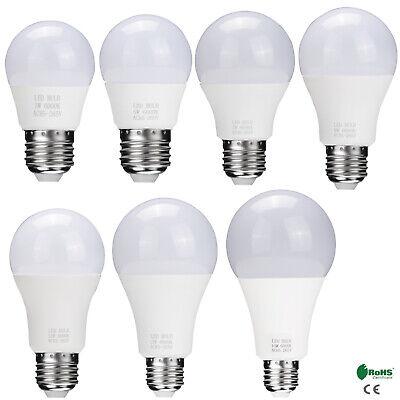 E26 E27 LED Globe Bulb Light 3W 5W 7W 9W 12W 15W 18W Energy Saving Lamp SS942 15w Energy Saving Bulb