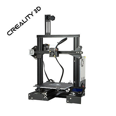Creality Ender 3 3D Printer OSHW Certified 220X220X250mm DC 24V 15A New Version