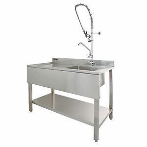 Industrial Kitchen Taps Uk