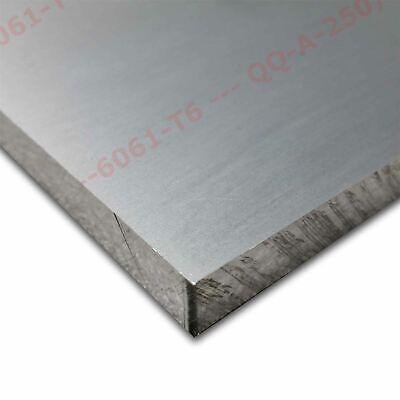 6061-t6 Aluminum Plate 0.375 38 Inch X 24 X 36