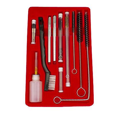Air Spray Gun Cleaning Kit | 23pc Airbrush Gravity Paint Min
