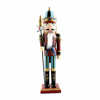 CHRISTMAS Decoration WOODEN SOLDIER PRINCE NUTCRACKER & CROWN - - Nutcracker Christmas