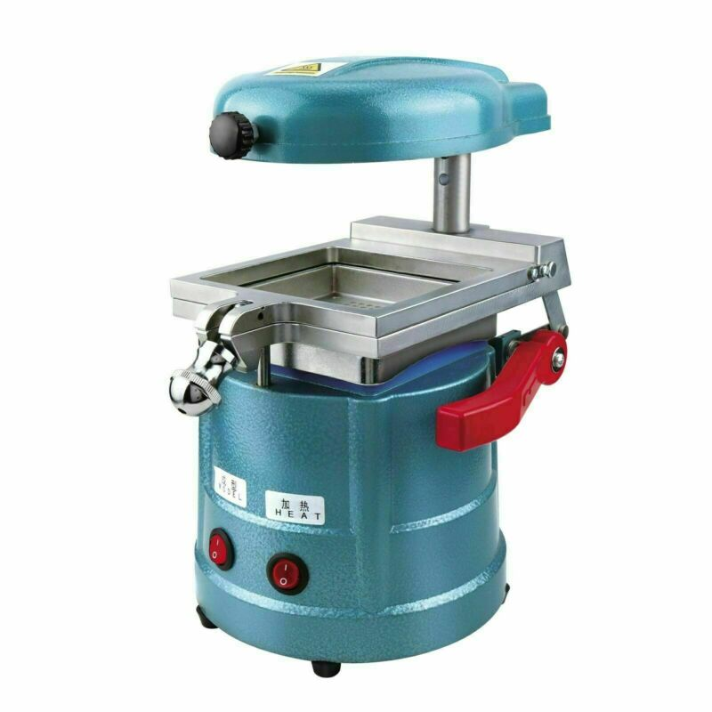 JT-018 Dental Lab Vacuum Forming Molding Machine Former Heat Thermoforming 800W
