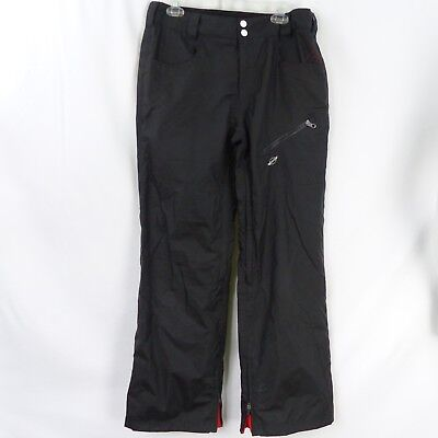 d35f351458 SIMS ULTIMATE EQUIPMENT Snowboard Snow Pants Mens Size S Black Adjustable