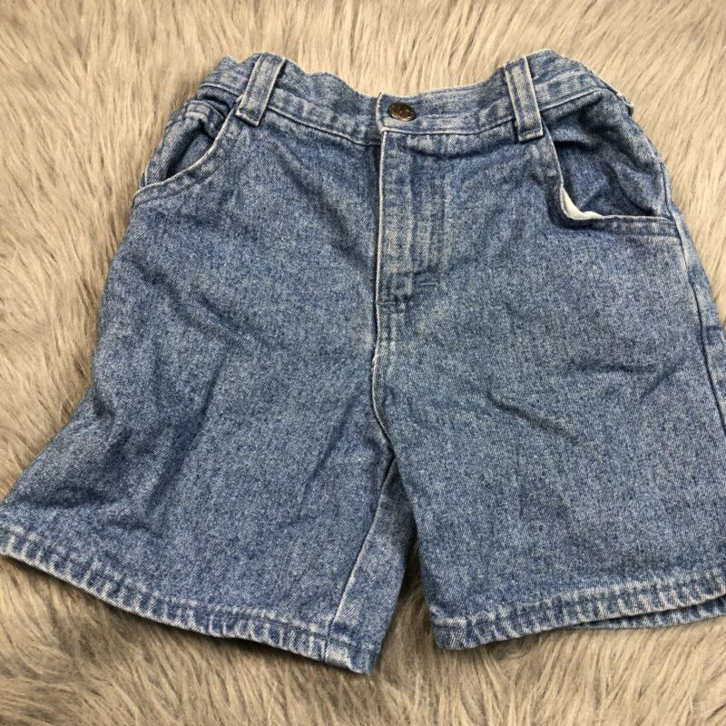 Vintage Oshkosh Bgosh Toddler Boys Denim Jean Shorts