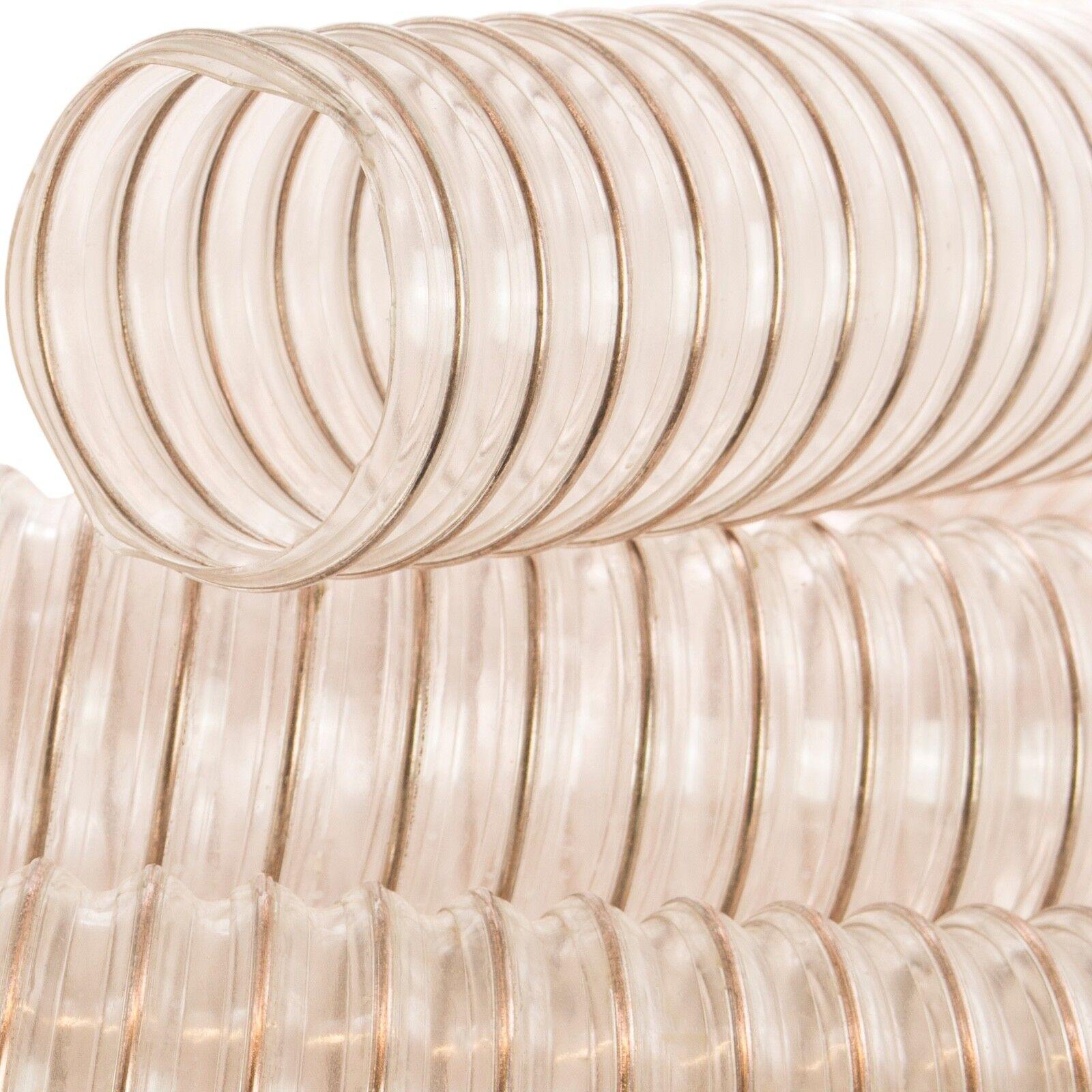 Absaugschlauch für Absauganlage flexibel Späneschlauch für Absaugung DIN 4102 B1