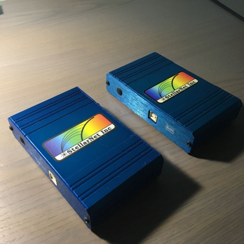 StellarNet BLUE-Wave Spectrometer