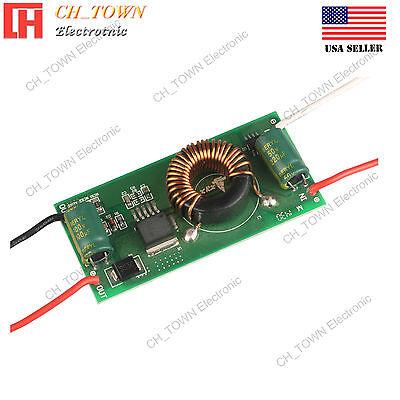 50W DC12V 24V to DC30-38V 1500mA Constant Current LED Driver Power Supply USA