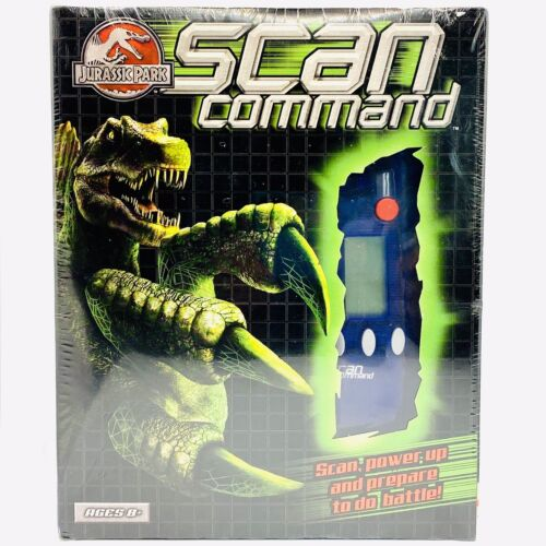 Computer Games - Jurassic Park: Scan Command - PC CD Computer game Scancommand New & Sealed 2001