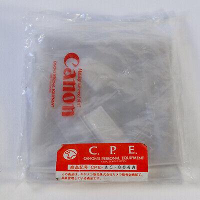 CANON C.P.E CAMERA RAIN COVER MADE IN JAPAN