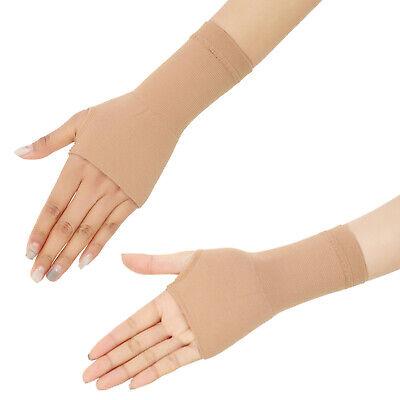 1 Pair Elastic Wrist Hand Palm Wrap Support Medical Glove Sleeve Arthritis (Elastic Wrist Hand Brace)