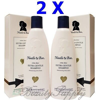 Noodle & Boo Extra Gentle Shampoo (Lot of 2) each 8 oz Boo Extra Gentle Shampoo