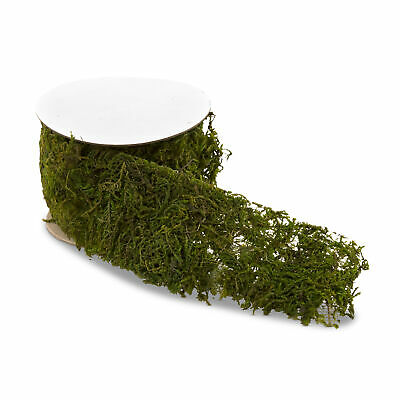 Faux Moss Rolls 2 Pack 110 cm for Table Centrepieces and Decoration ()