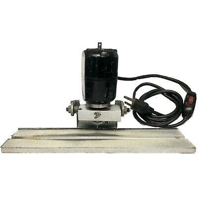 Scott Edge Beveler Machine Model 98 Used Working Condition
