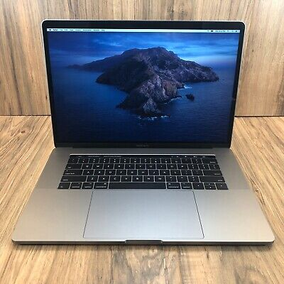 "Apple MacBook Pro 2017 Space Gray 15"" Touch Bar 1TB SSD 16GB 3.1GHz i7"