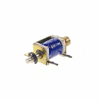 24vdc 200g Pull Holdrelease 3-5mm Stroke Force Electromagnet Solenoid