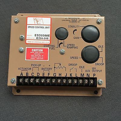 Engine Speed Governor Speed Controller Esd5550e 1pc