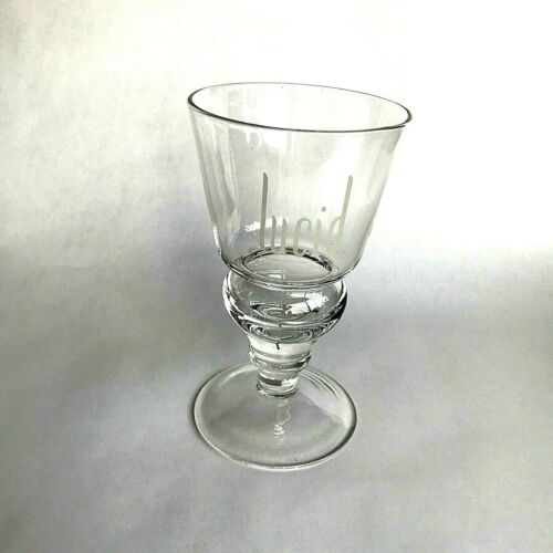 Lucid Absinthe Superieure Glass