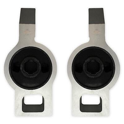 VW TOURAN 2010> FRONT SUSPENSION WISHBONE ARM REAR BUSHES HEAVY DUTY HD LH+RH