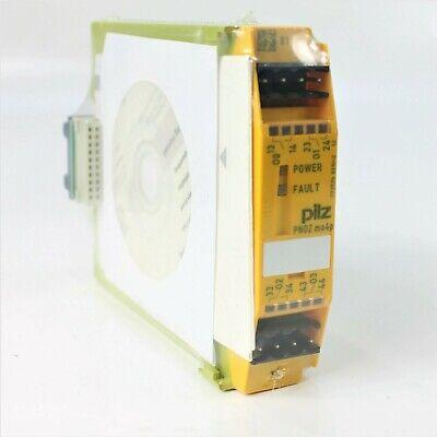 New Pilz 773536 - Pilz Safety Relay - Pnoz Mo4p 2no