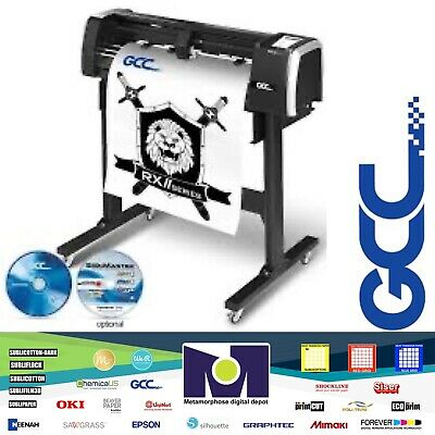 Gcc Rx Ii-61 Creasing Top Notch Cutting Plotter In The Market 24 Free Delivery