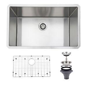 Deep Stainless Steel Sink | EBay